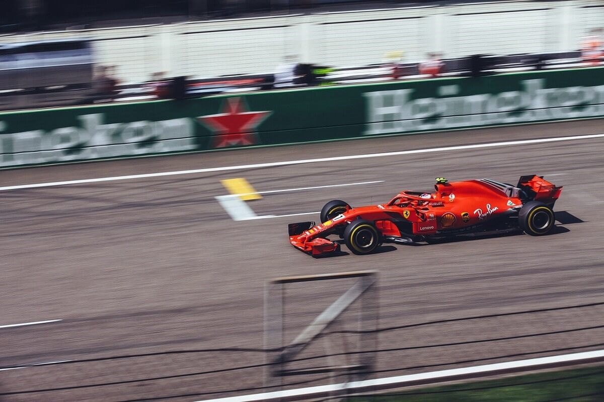 F1 2021を無料視聴する方法